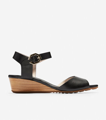 Evette Wedge Sandal (40mm)