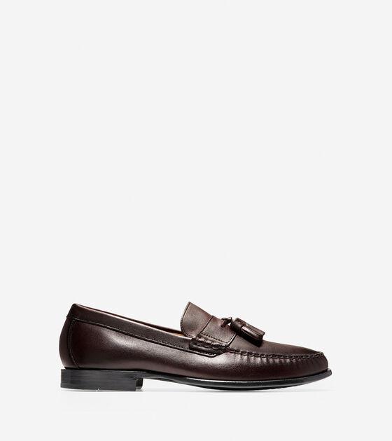 Shoes > Men's Pinch Handsewn Tassel Loafer