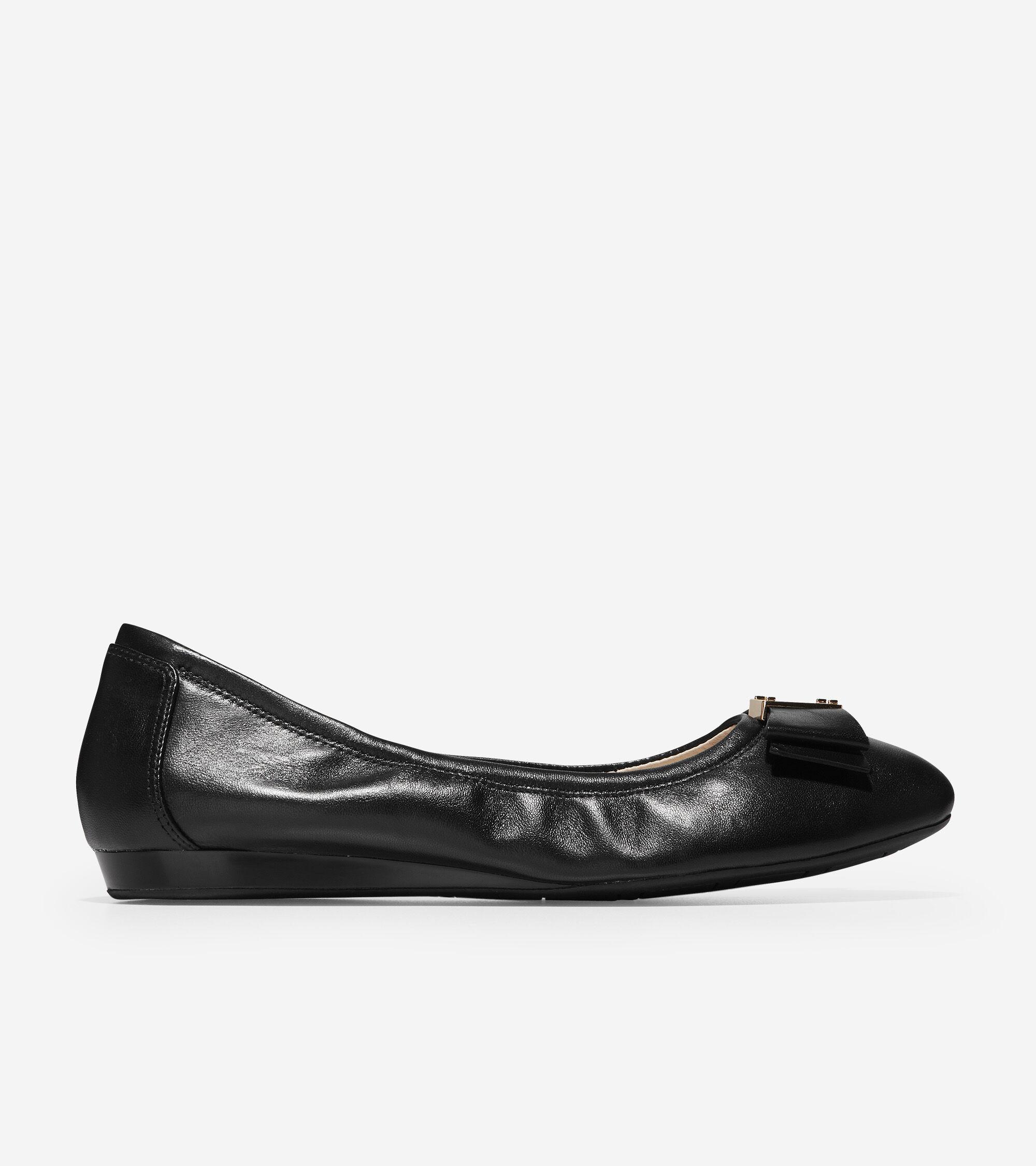 63d23105073e Women s Tali Bow Ballet Flats in Black