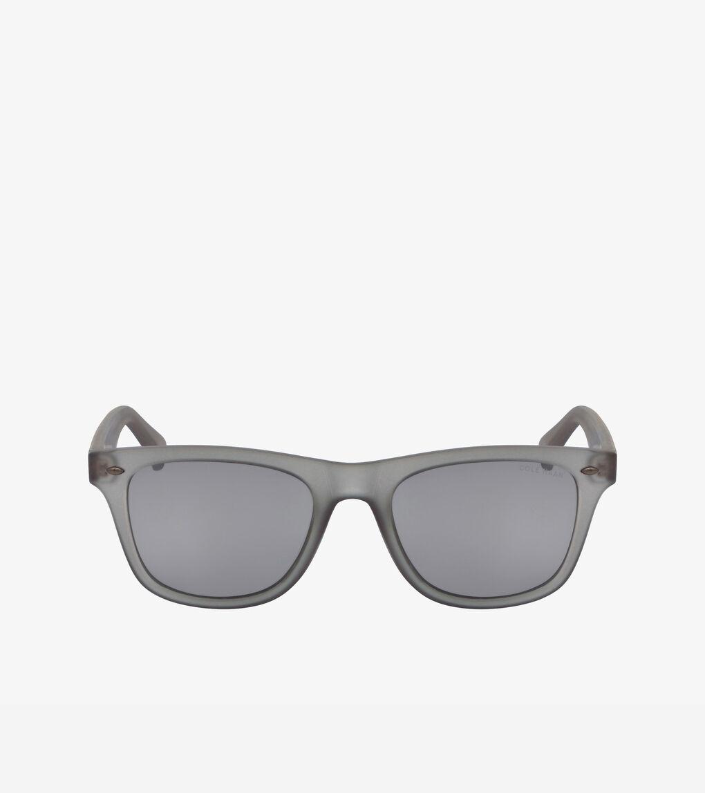 Mens Classic Square Sunglasses