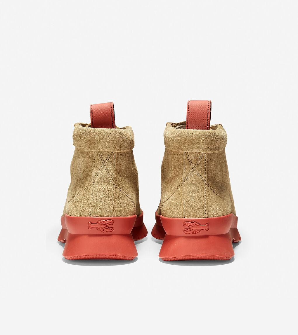 Mens Pinch Utility Chukka Boot