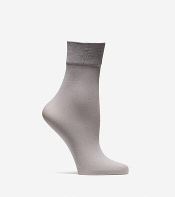 Solid Knit Anklet