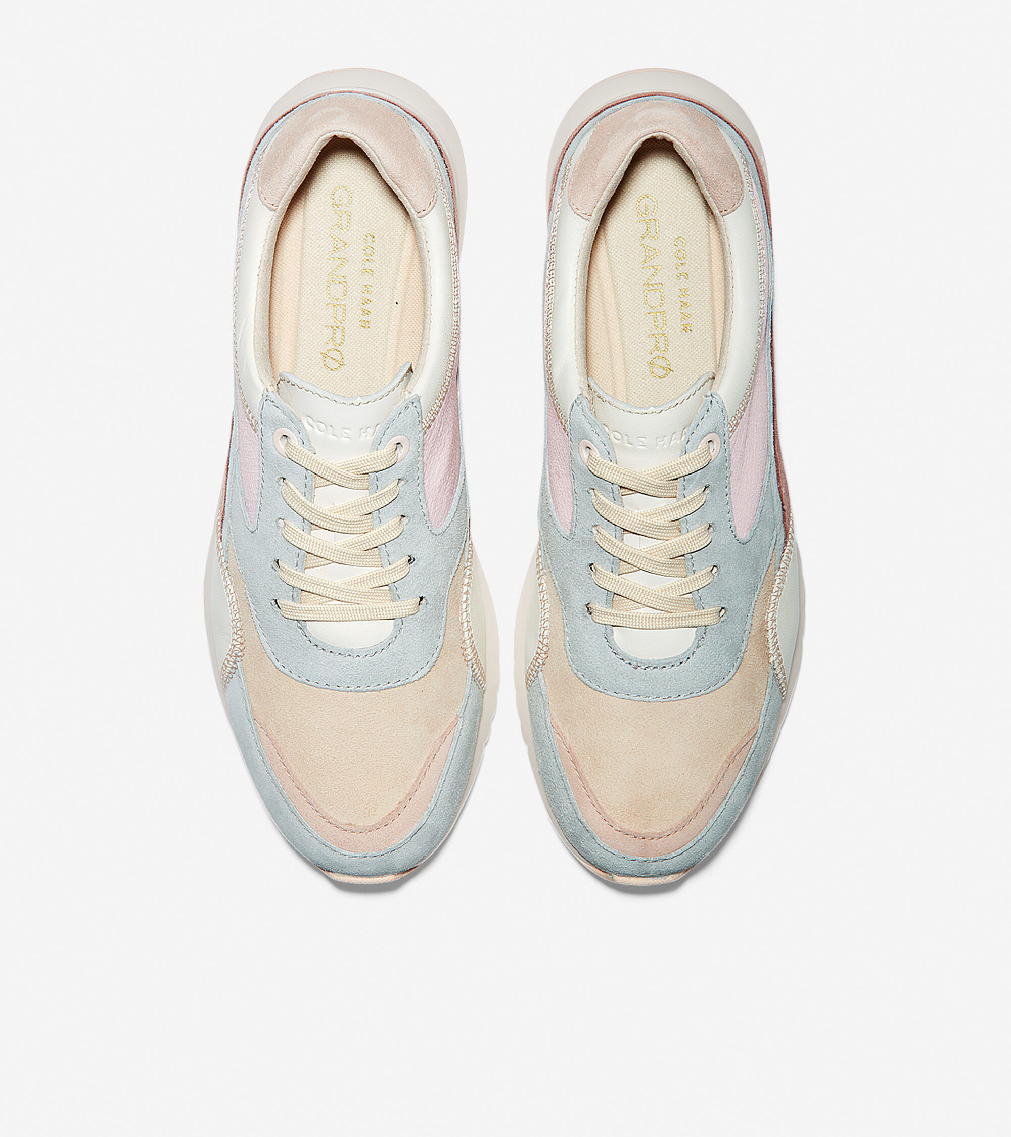 cf20af0e27 Women's GrandPro Downtown Sneakers in Ivory | Cole Haan