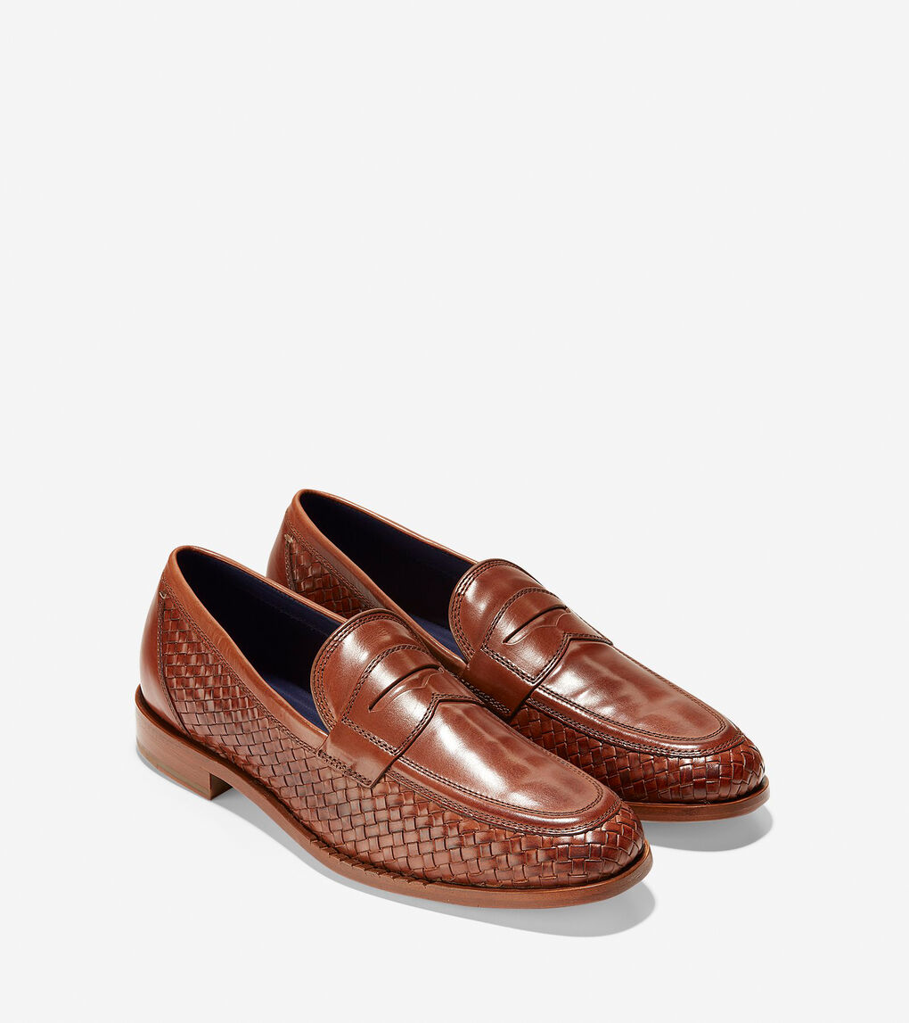 Mens Washington Grand Penny Loafer