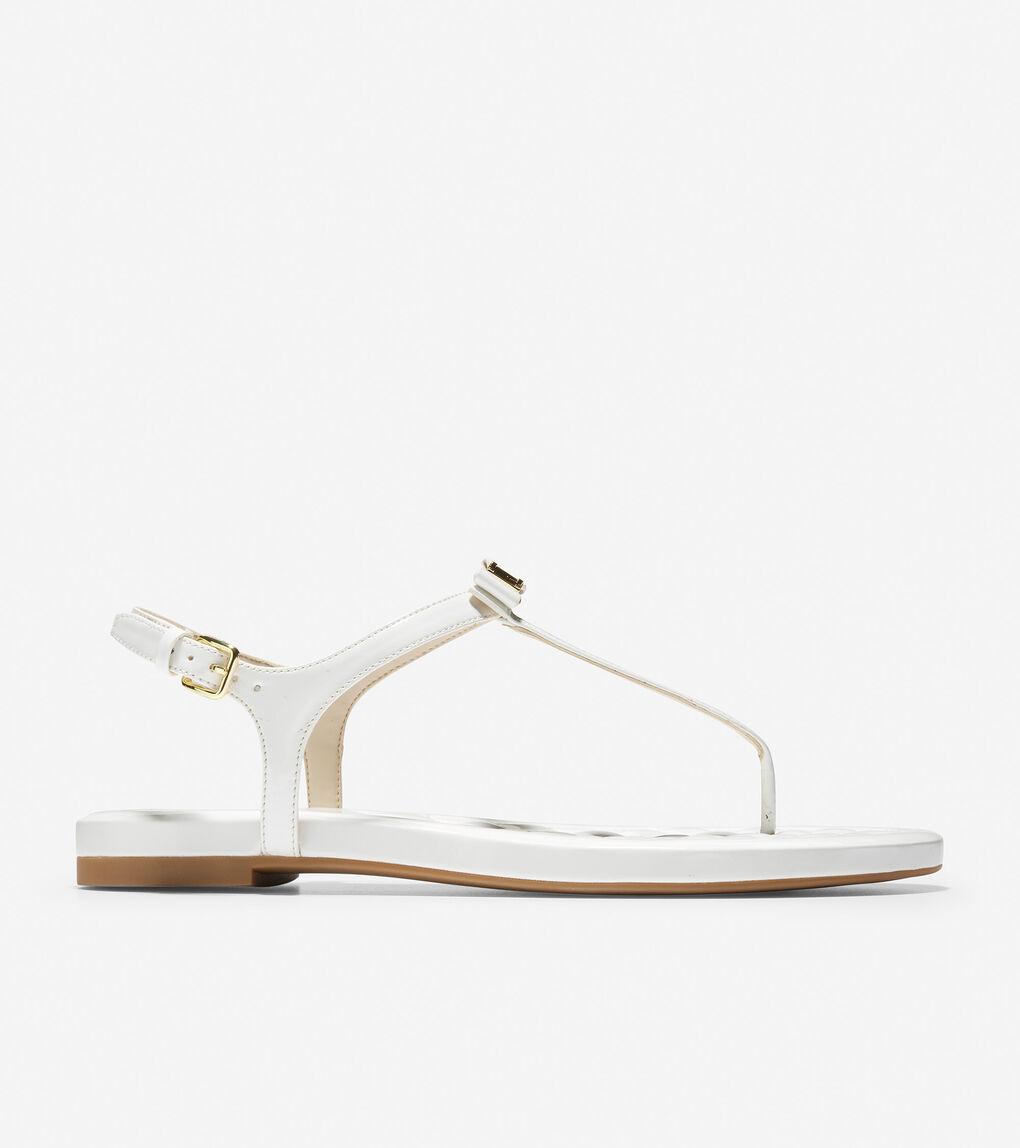 Womens Tali Mini Bow Sandal