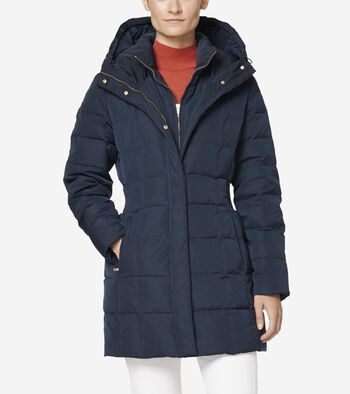 Signature Down Coat