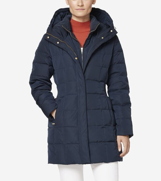 Outerwear > Signature Down Coat