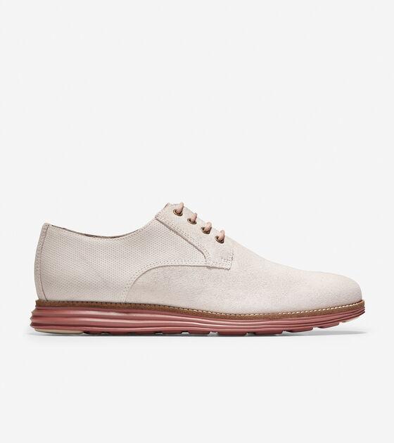 db519dc180 Men's OriginalGrand Plain Toe Oxfords in Pumice | Cole Haan