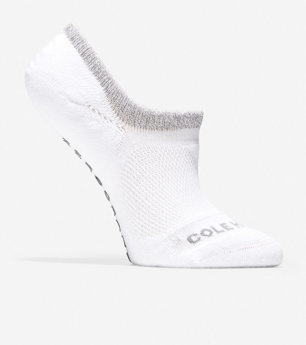 Womens ZERØGRAND Solid Sneaker Liner