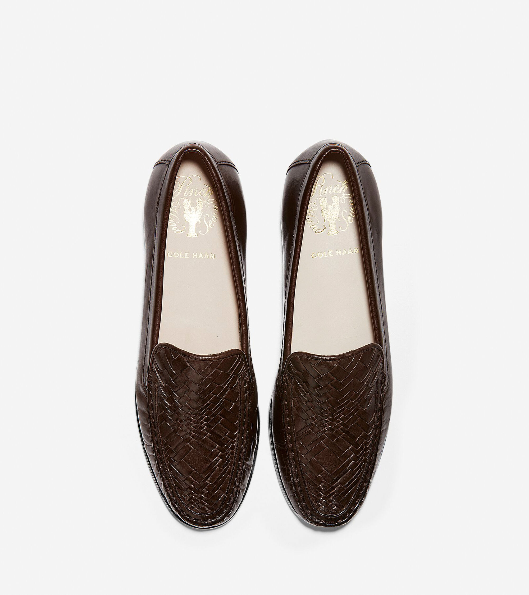 c9891cd634e Pinch Genevieve Weave Loafer  Pinch Genevieve Weave Loafer ...