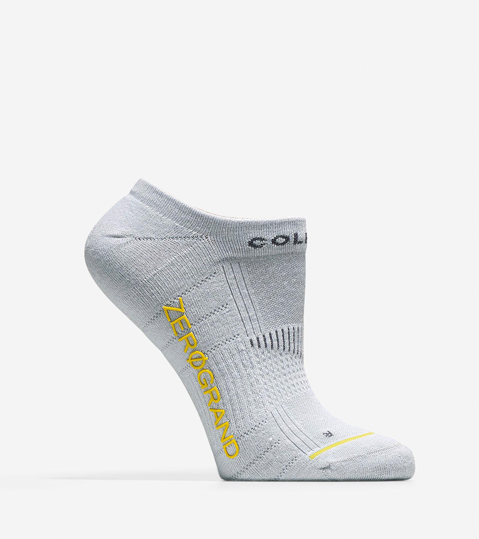 ZEROGRAND Low Cut Socks in Pearl Blue