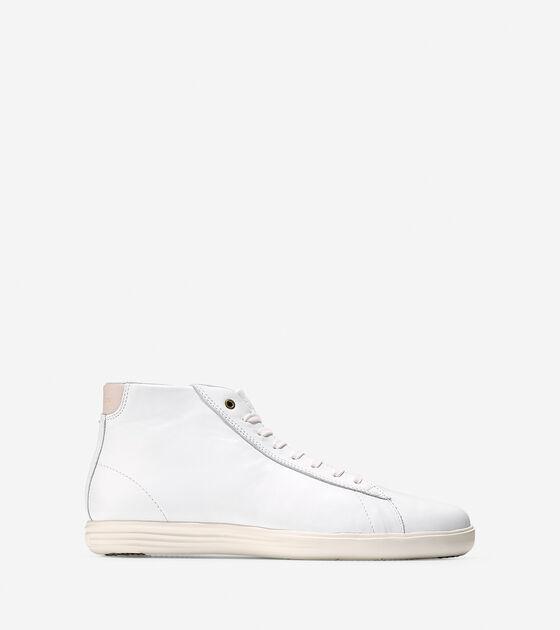 Shoes > Men's Grand Crosscourt High Top Sneaker