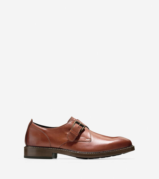 Shoes > Kennedy Single Monk Strap Oxford