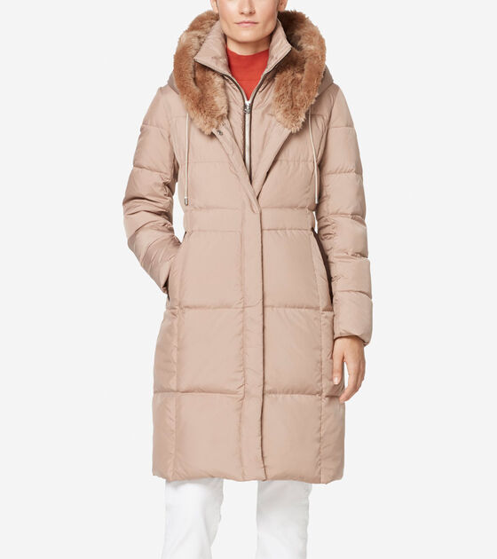 Outerwear > Essential Down Coat