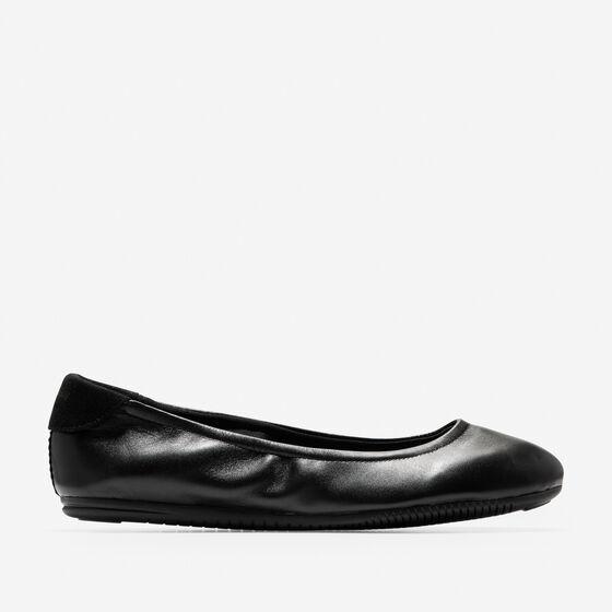 Flats & Ballets > StudiøGrand Packable Ballet Flat