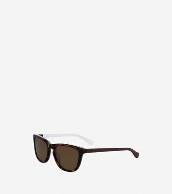 ZERØGRAND Oversized Wayfarer Sunglasses