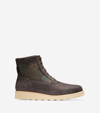 Men's Nantucket Rugged Plain Toe Boot