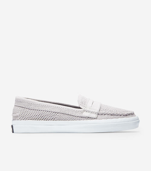 79451fc959eb1 Women's Pinch Weekender LX Loafers with Stitchlite in Metallic | Cole Haan
