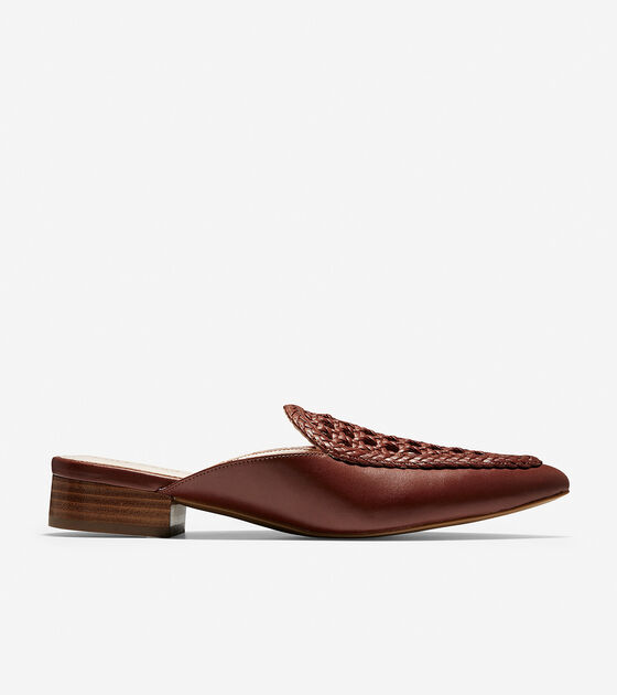 Flats & Skimmers > Payson Weave Mule