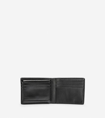 Hamilton Grand Bifold Wallet with Passcase