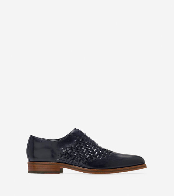 Shoes > Washington Grand Woven Oxford