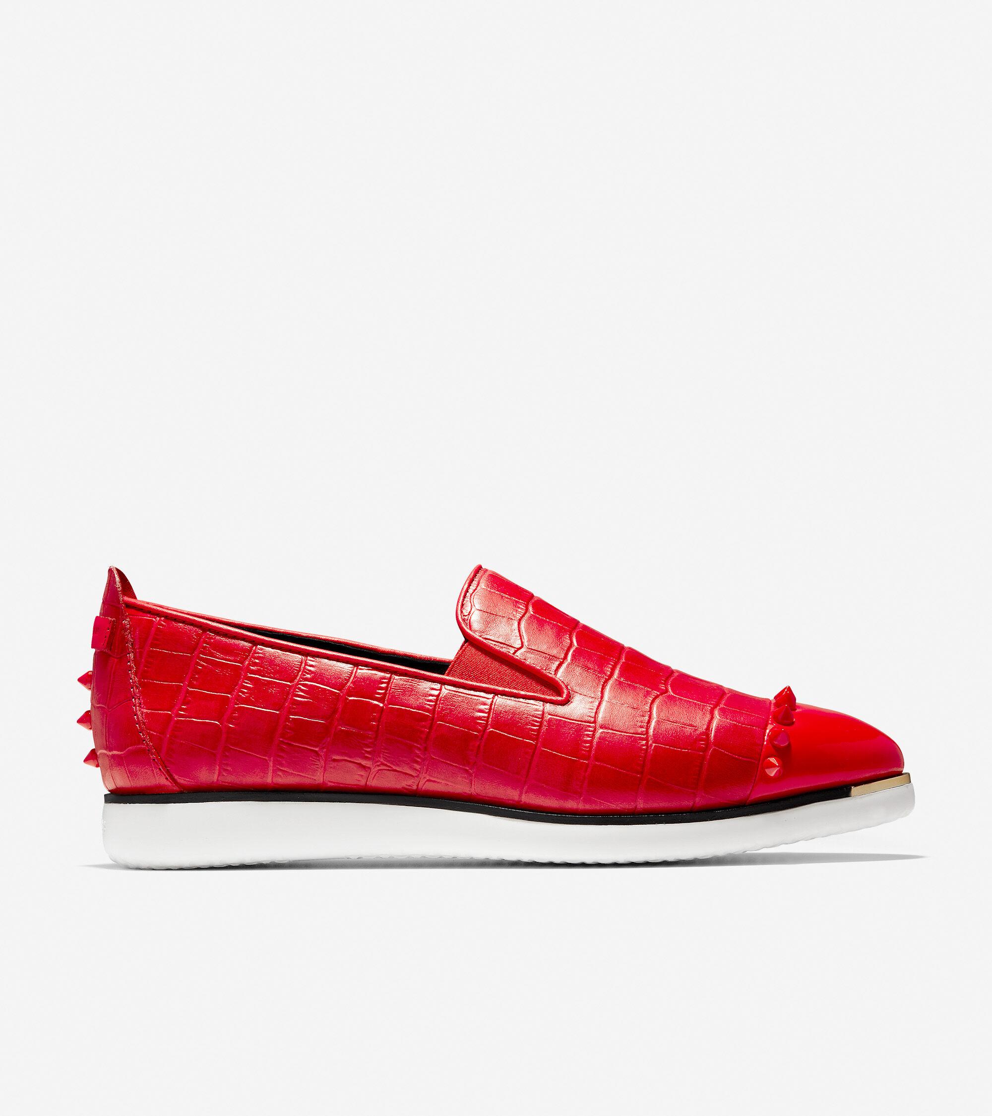 Cole Haan x Rodarte Slip-On Sneaker