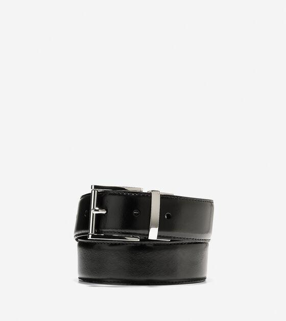 Belts > 35mm Reversible Feather Edge Belt