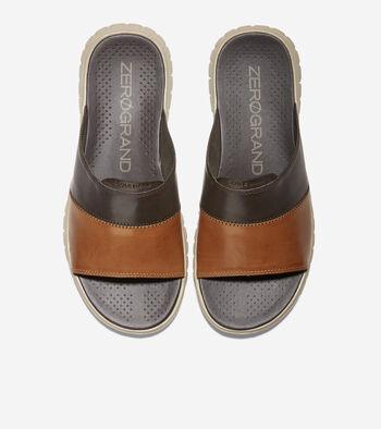 c0c8db6ac351 Men s ZERØGRAND Slide Sandal Men s ZERØGRAND Slide Sandal