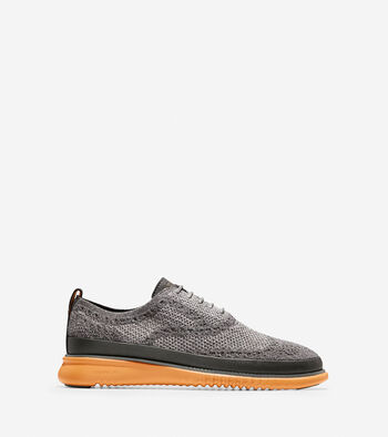 Men's 2.ZERØGRAND Water Resistant Oxford with Stitchlite™