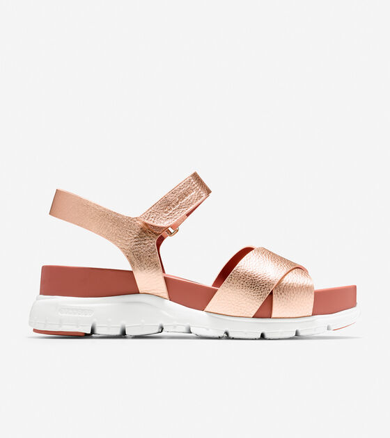 Sandals > Women's ZERØGRAND Crisscross Sandal