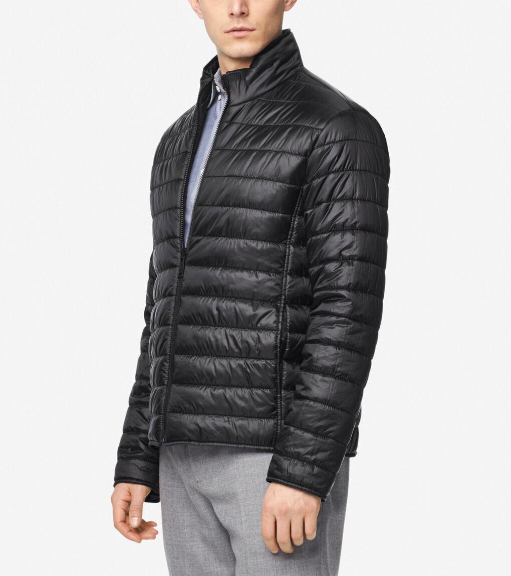 Mens Melton Wool 3-in-1 Coat