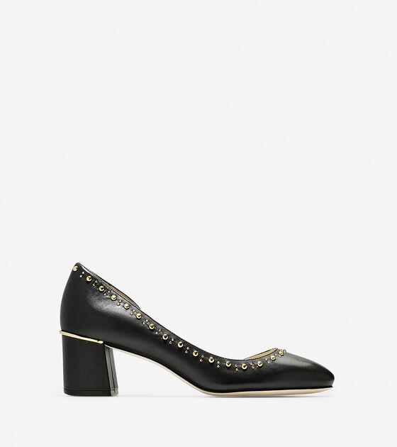 Shoes > Laree Grand Stud Pump (55mm)
