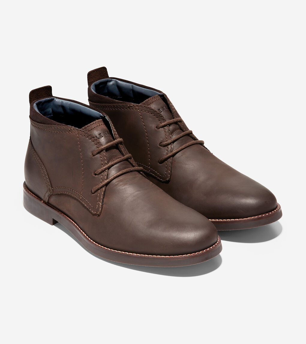 MENS Ogden Stitch Chukka