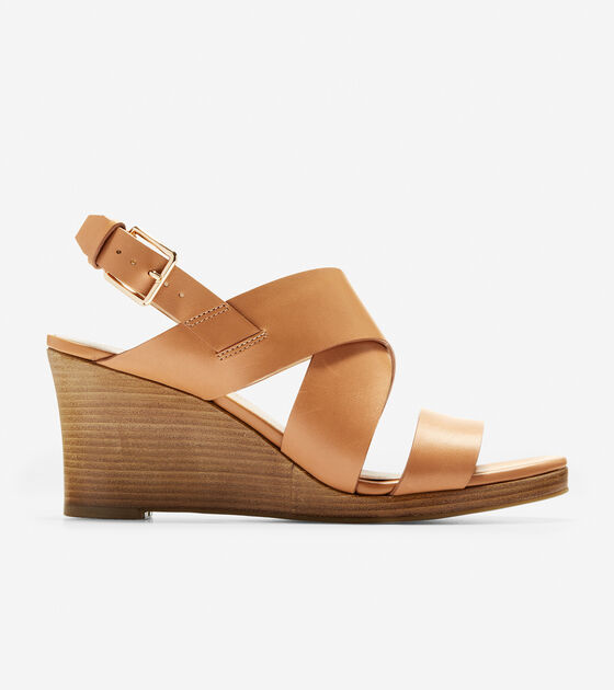 Sandals > Penelope Wedge Sandal (70mm)