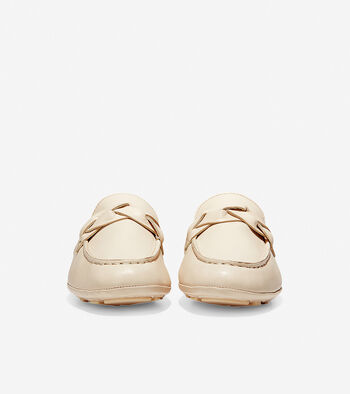 Odette Driverina Braided Flat