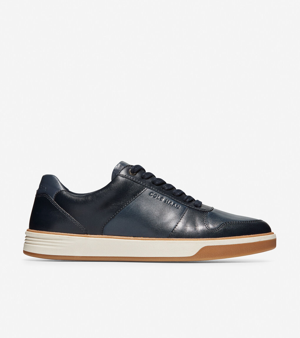MENS Grand Crosscourt Crafted Slip-On Sneaker