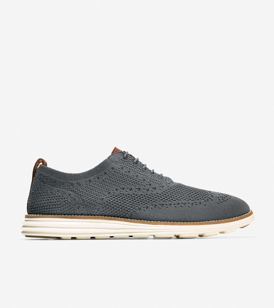 Oxfords > Men's ØriginalGrand Wingtip Oxford with Stitchlite™