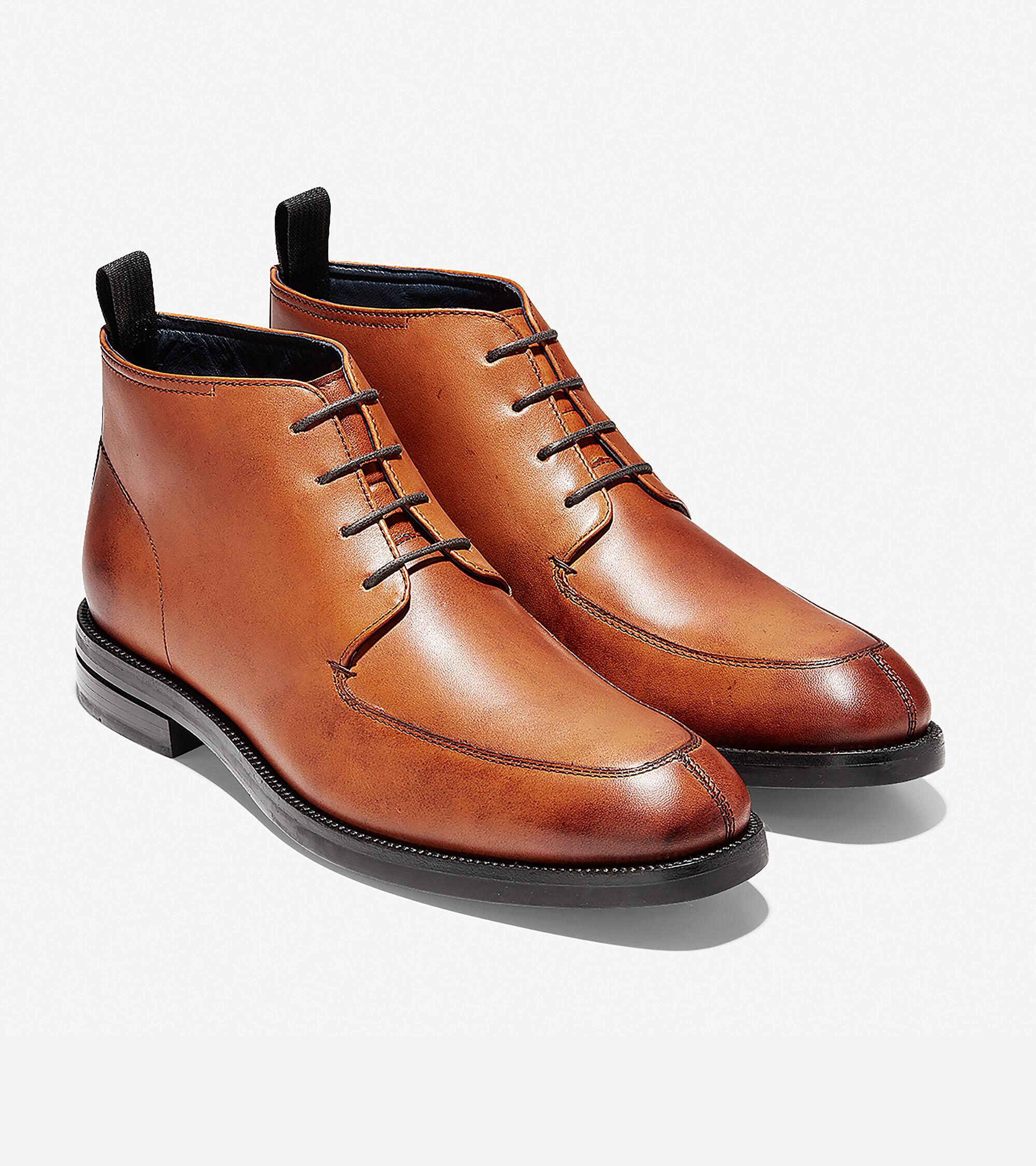 a83f7f3c1f ... Wagner Grand Apron Chukka Boot ...