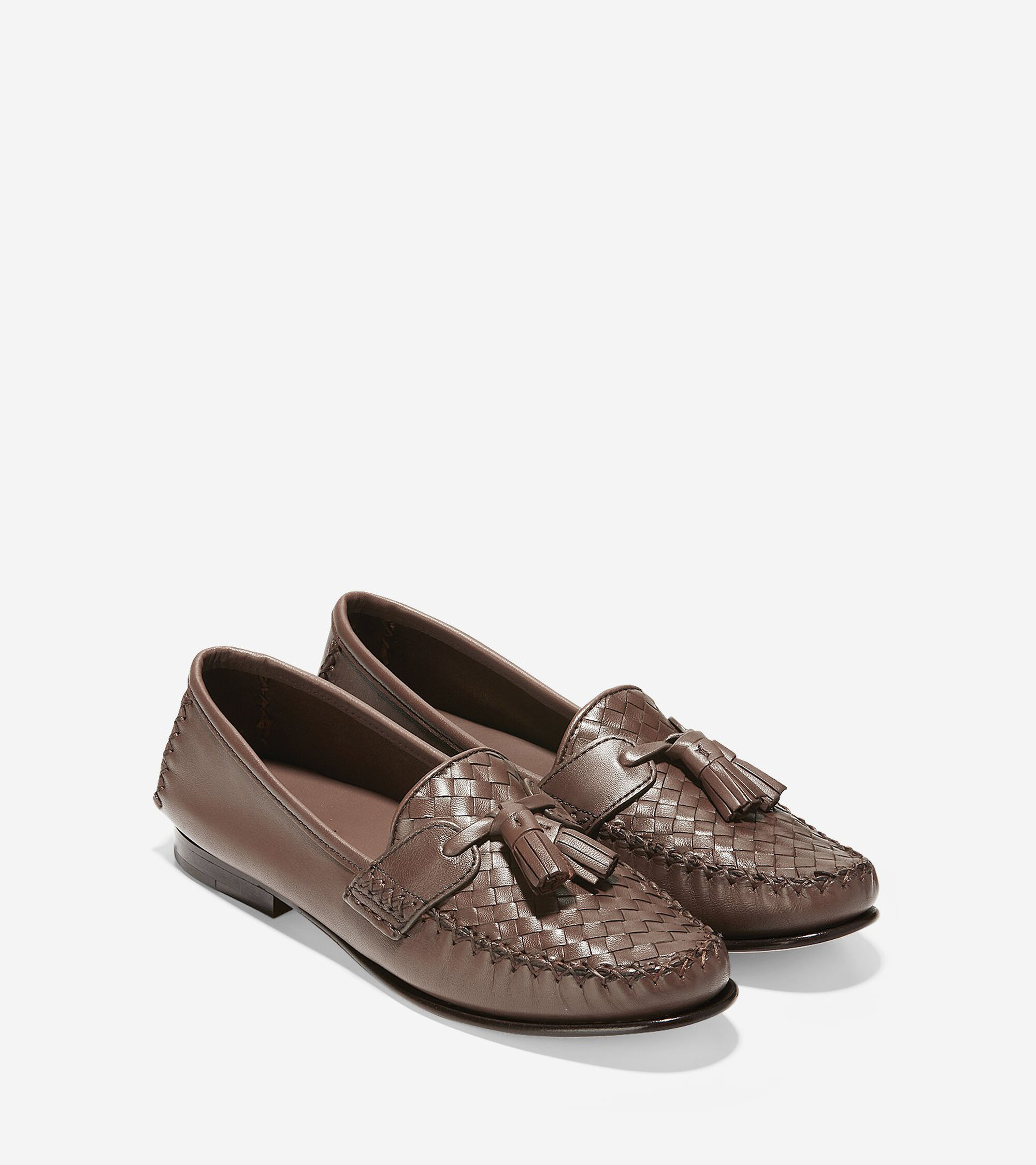aba83bc0bf3 Women s Jagger Soft Weave Loafers in Harvest Brown
