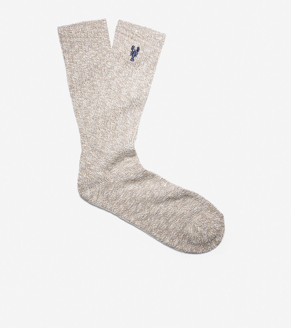 Mens Cotton Classic Crew Socks