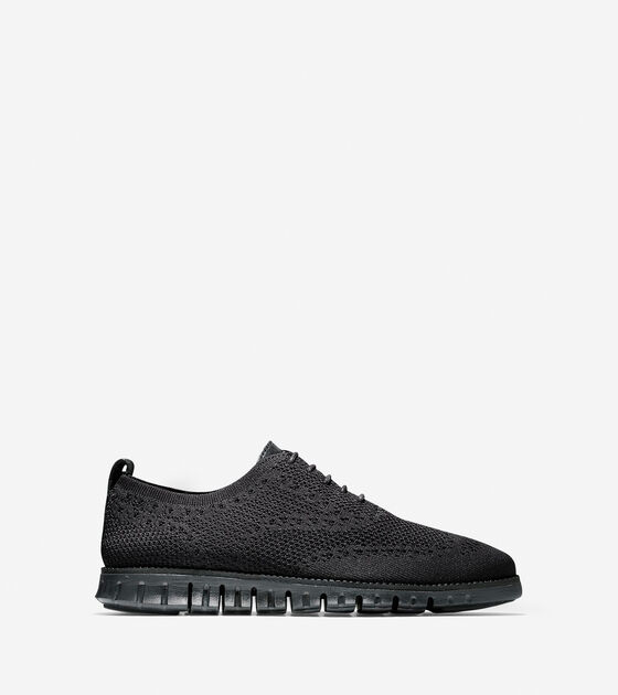 Oxfords & Monks > Men's ZERØGRAND Lined Wingtip Oxford with Stitchlite™
