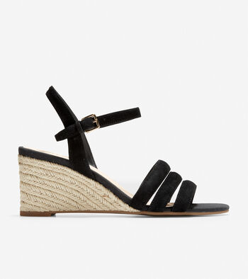 Jasmine Espadrille Wedge Sandal (60mm)