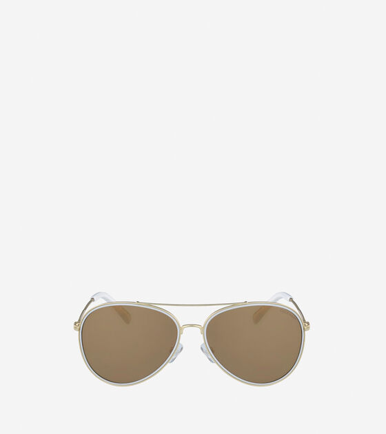 Sunglasses > Grand Aviator Sunglasses