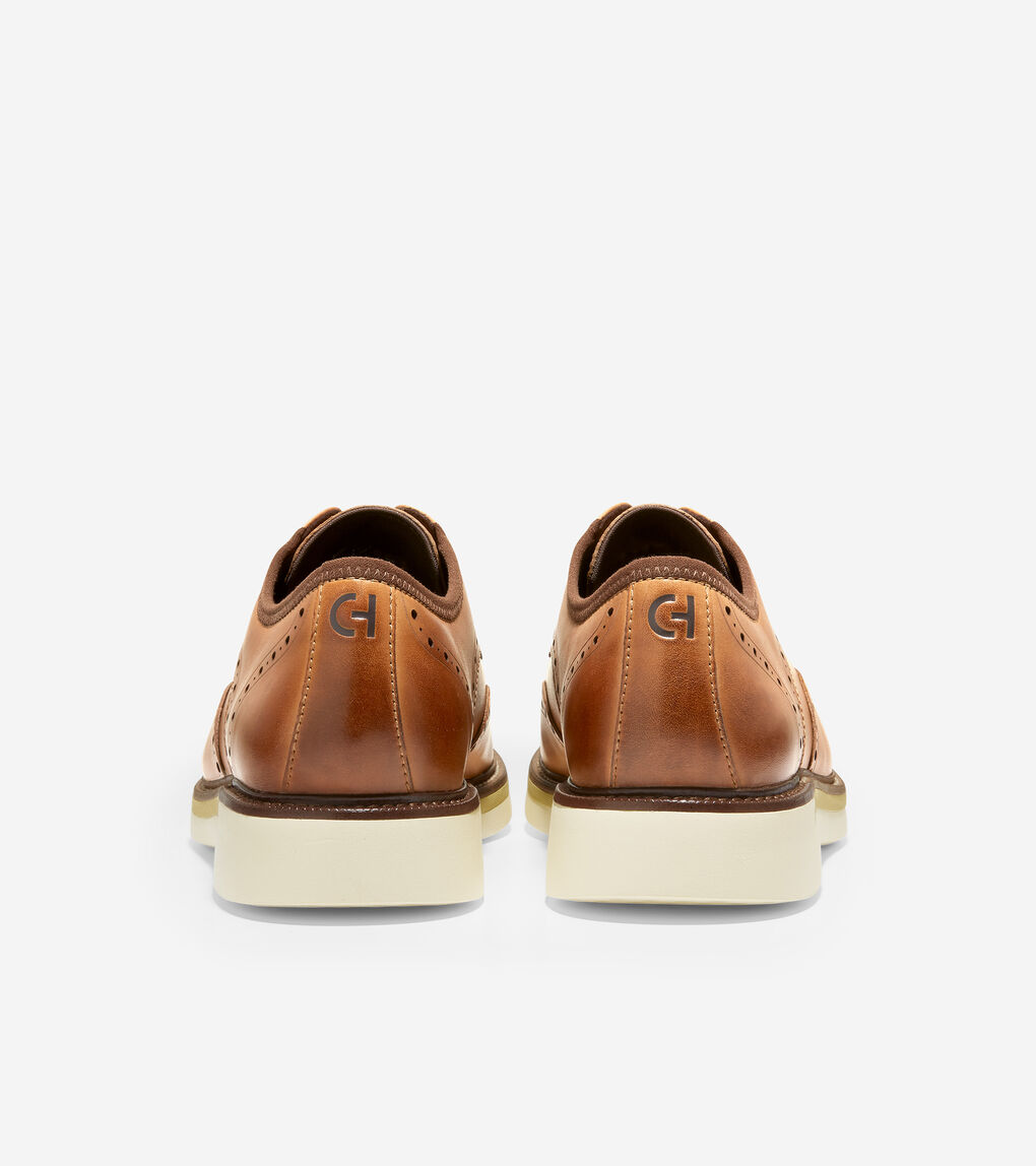 MENS Grand Ambition Wingtip Oxford