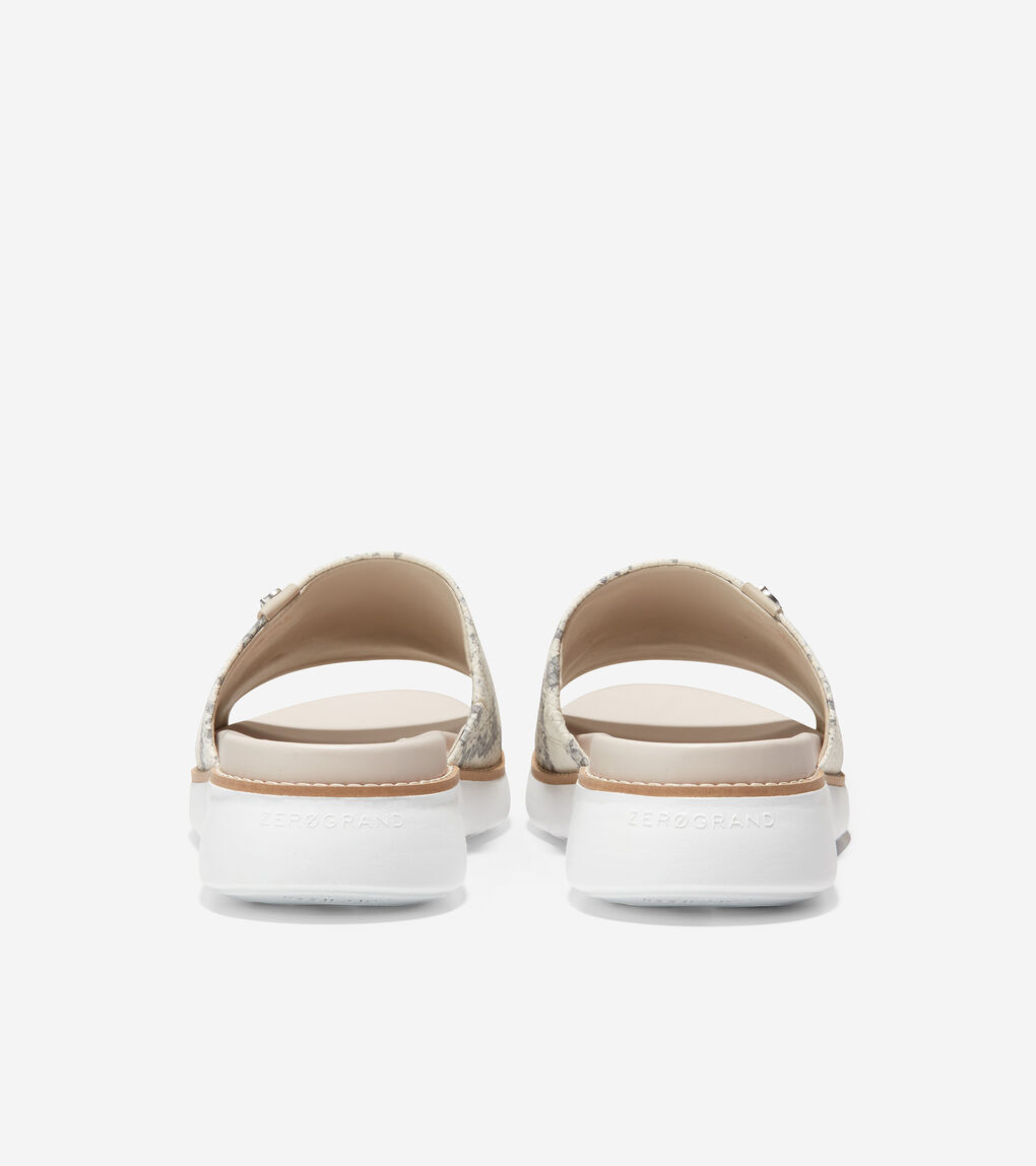 WOMENS ZERØGRAND Global Slide Sandal
