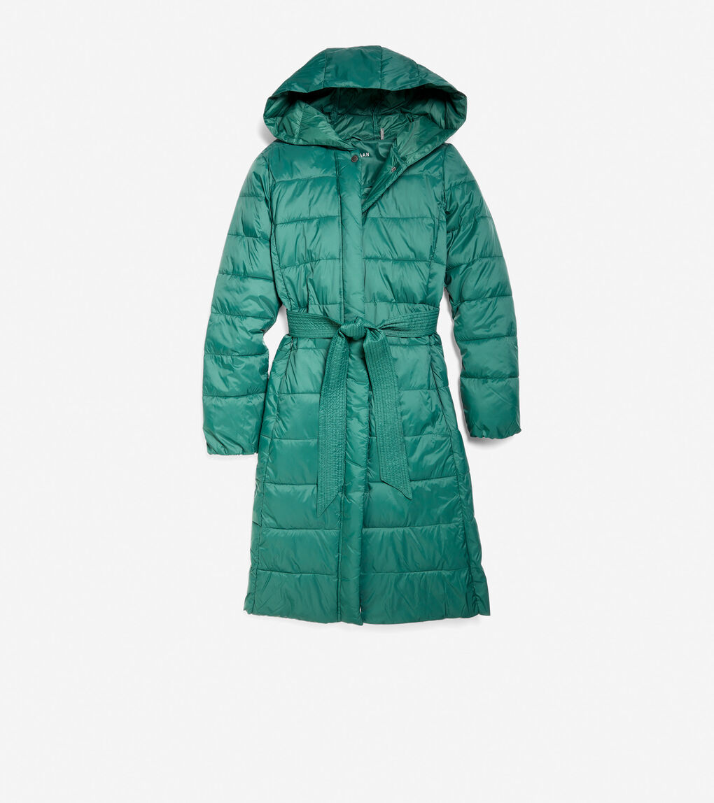WOMENS Lightweight Puffer Jacket