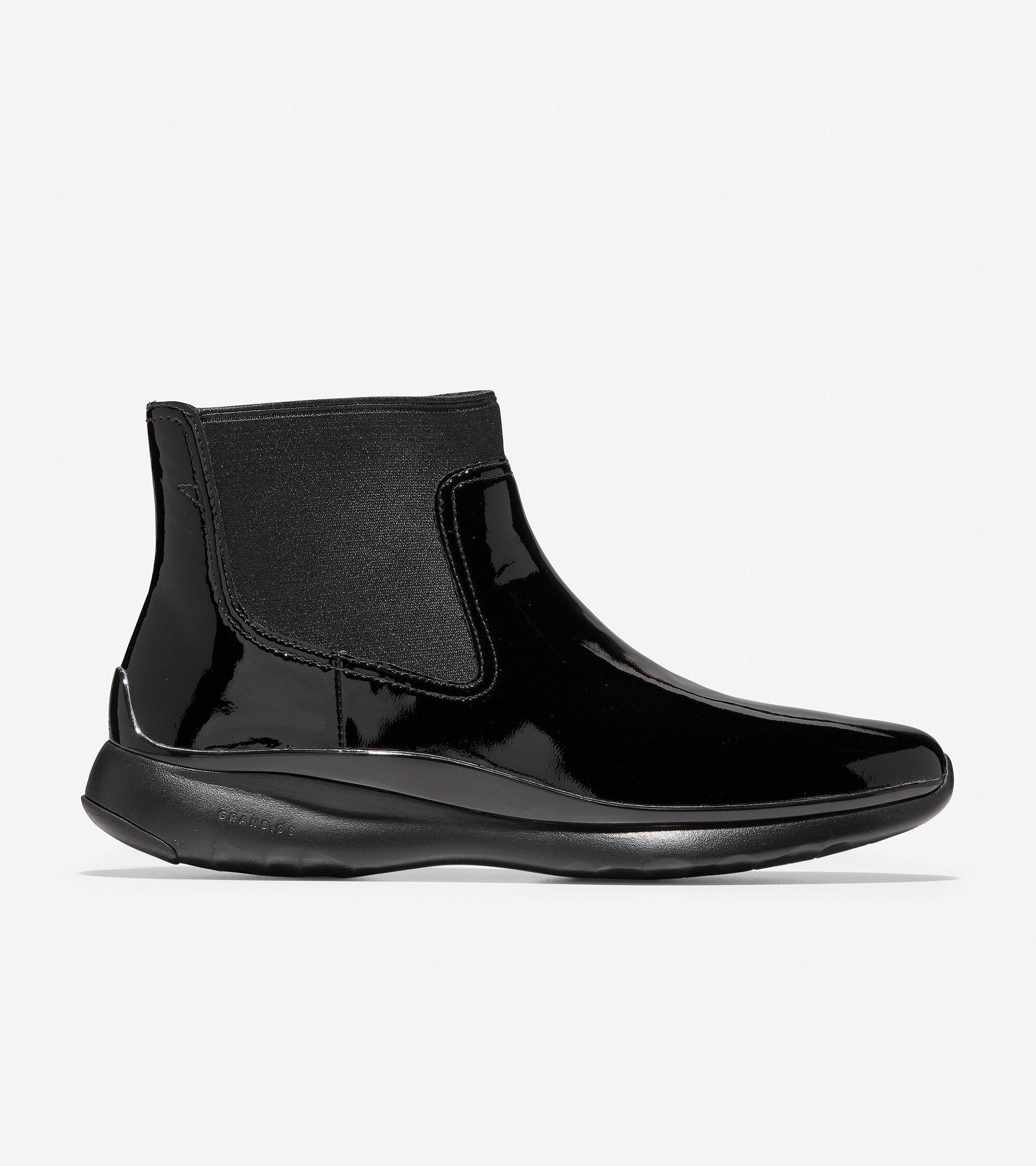 fd190a622a2 Women s 3.ZEROGRAND Waterproof Chelsea Boots in Black