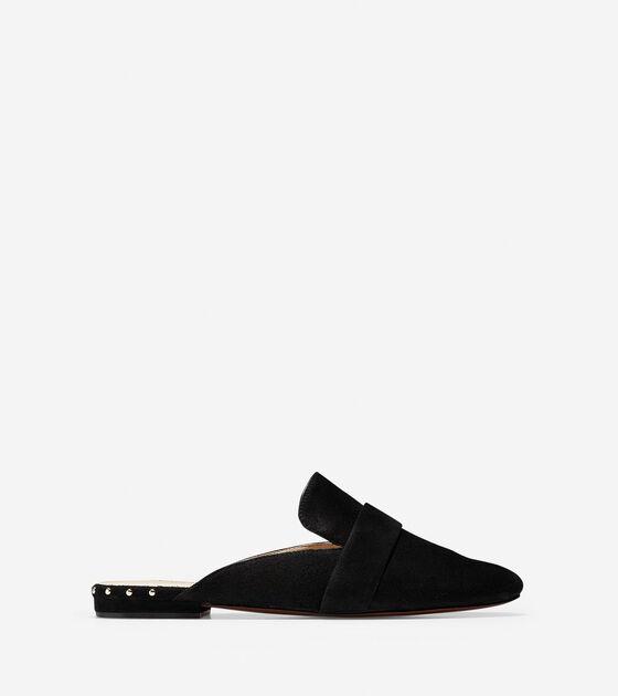Shoes > Deacon Loafer Mule