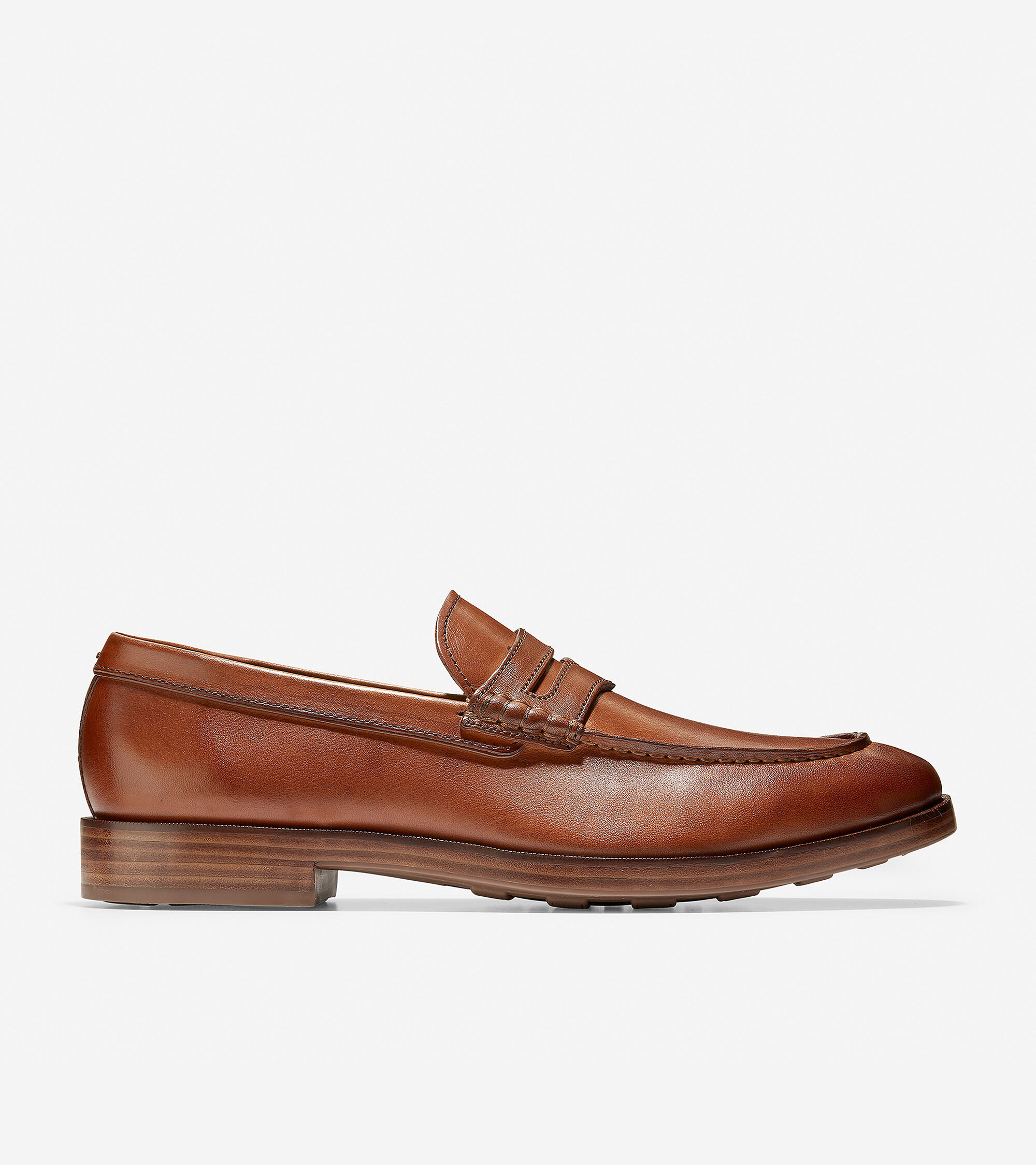 5af093034e8 Men s Hamilton Grand Penny Loafers in British Tan