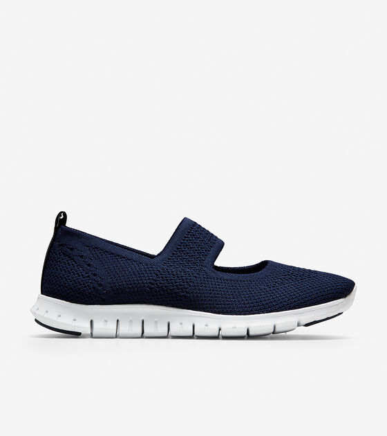 Sneakers > Women's ZERØGRAND Mary Jane Loafer with Stitchlite™